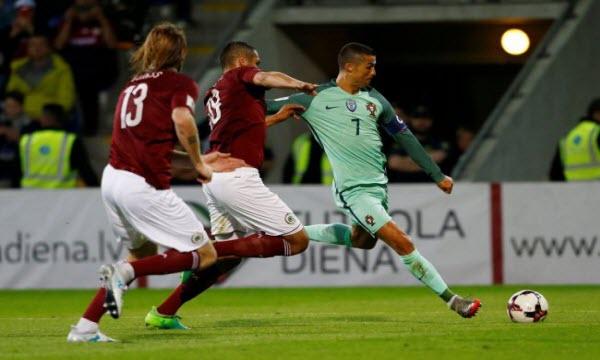 Bóng đá - Bồ Đào Nha vs Mexico 22h00, ngày 18/06