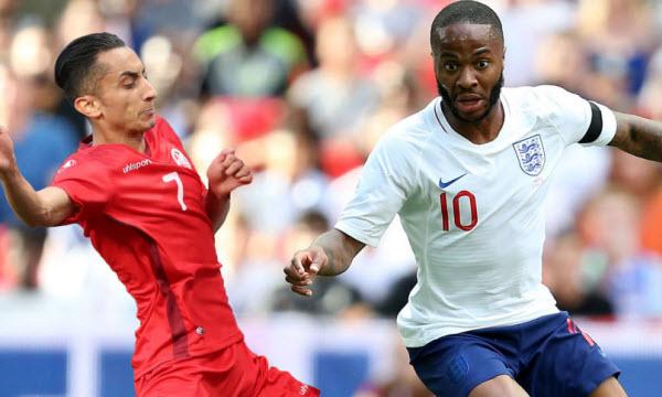Bóng đá - Anh vs Tunisia 01h00, ngày 19/06