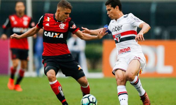 Bóng đá - CR Flamengo (RJ) vs Sao Paulo 07h45, ngày 19/07
