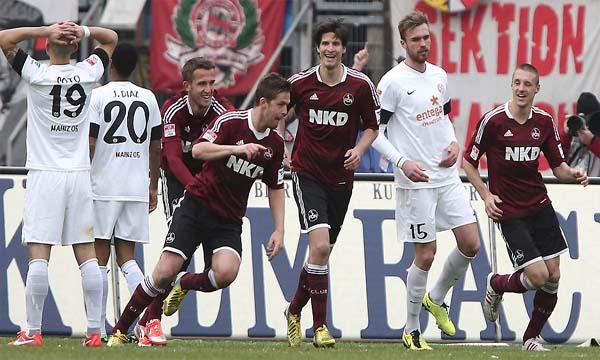 Bóng đá - Nurnberg vs Hertha BSC Berlin: 20h30, ngày 18/08
