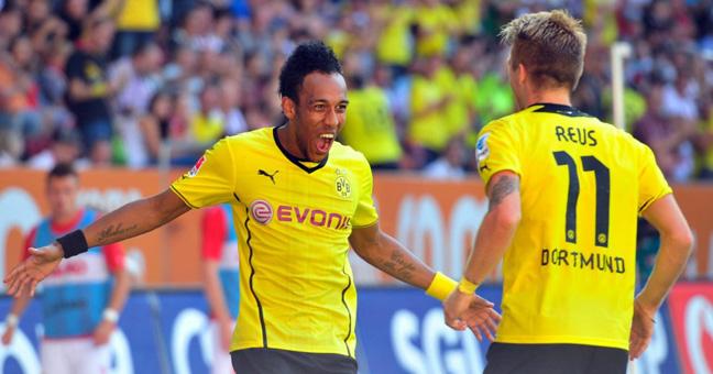 Bóng đá - Borussia Dortmund vs Eintr. Braunschweig: 22h30, ngày 18/08