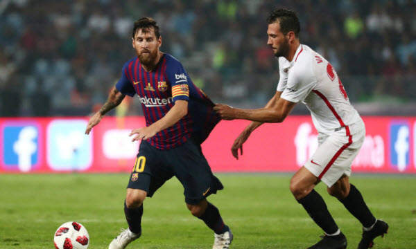 Bóng đá - Alaves vs Barcelona 24/04/2019 02h30