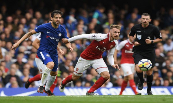 Bóng đá - Chelsea vs Arsenal 23h30, ngày 18/08