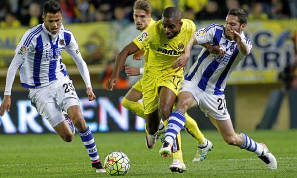 Bóng đá - Real Sociedad vs Villarreal 26/04/2019 01h30