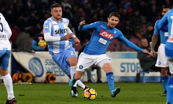Bóng đá - Lazio vs Napoli 01h30, ngày 19/08
