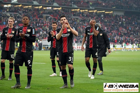 Bóng đá - Bayer Leverkusen vs Lokomotiv Moscow 02h00 ngày 19/09