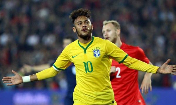 Bóng đá - Áo vs Brazil 01h00, ngày 19/11