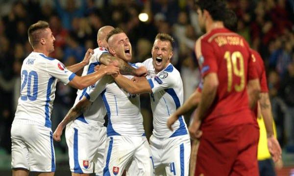 Bóng đá - Slovakia vs Phần Lan 23h00, ngày 18/11