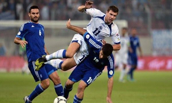 Bóng đá - Hy Lạp vs Serbia 00h00, ngày 19/11