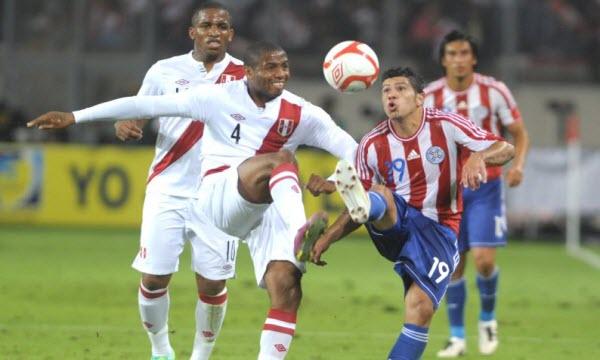 Bóng đá - Peru vs Paraguay 07h00, ngày 19/11