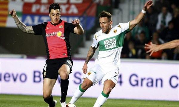 Bóng đá - Elche vs Almeria 02h00 ngày 23/12