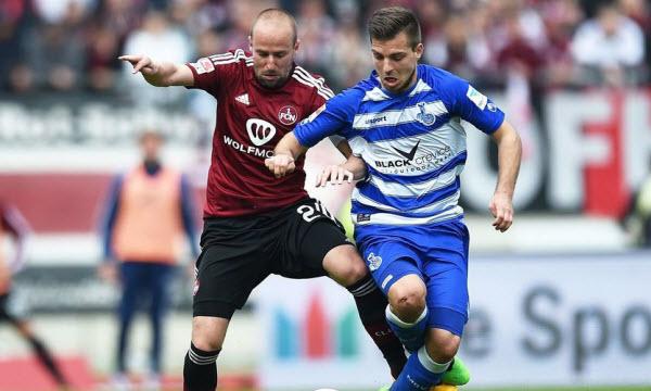 Bóng đá - Wurzburger Kickers vs Nurnberg 18h30 ngày 11/4