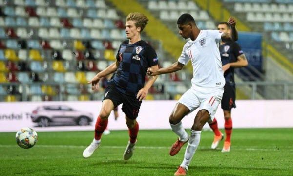 Bóng đá - Anh vs Croatia 21h00 ngày 18/11