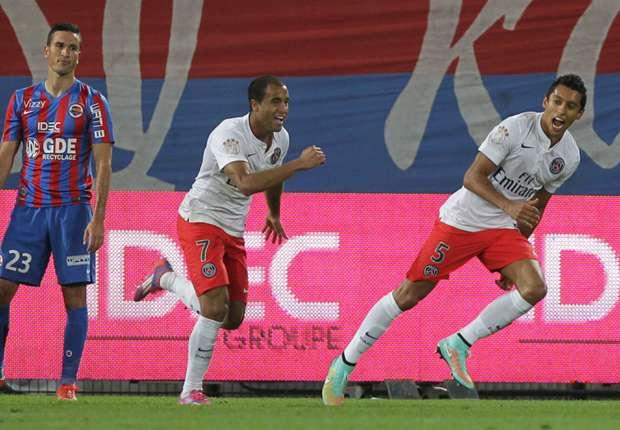Bóng đá - Caen vs Paris Saint Germain 22h59, ngày 19/12