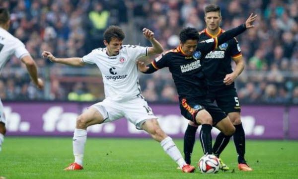 Bóng đá - Karlsruher SC vs St. Pauli 18h30 ngày 25/9