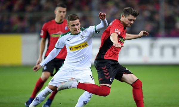 Bóng đá - Monchengladbach vs Nurnberg 00h30 ngày 19/12