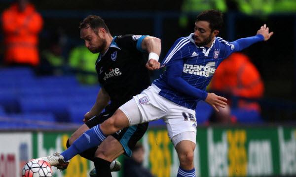 Bóng đá - Portsmouth vs Ipswich 1h45 ngày 20/10