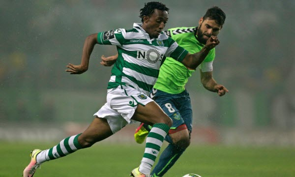 Bóng đá - Vitoria Setubal vs Sporting Lisbon 02h00 ngày 31/01