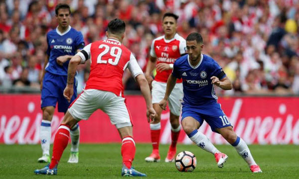 Arsenal vs Chelsea 00h30 ngày 20/01