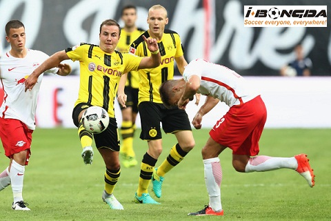 RB Leipzig vs Borussia Dortmund 00h30 ngày 20/01