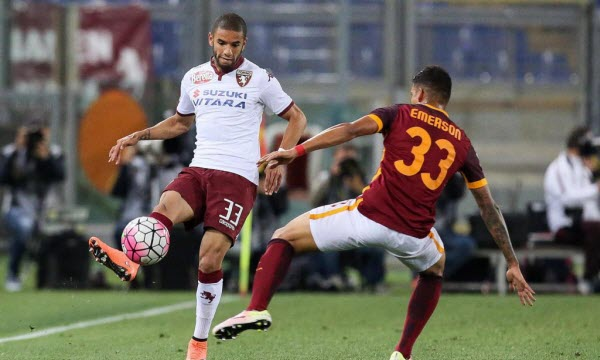 AS Roma vs Torino 21h00 ngày 19/01