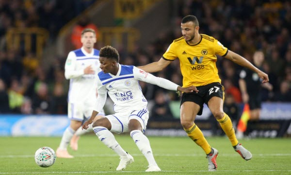 Wolves vs Leicester City 19h30 ngày 19/01