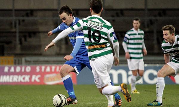 Bóng đá - Limerick FC vs Shamrock Rovers 01h30, ngày 20/03