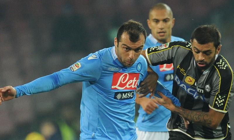 Bóng đá - Udinese vs Napoli: 20h00, ngày 19/04