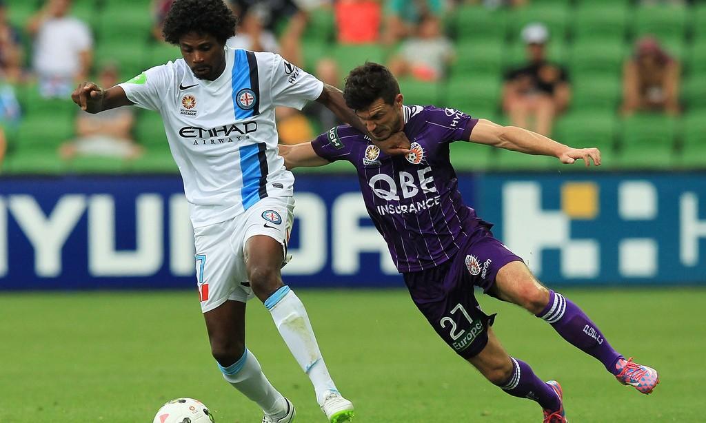 Melbourne City vs Perth Glory FC 15h50 ngày 19/01