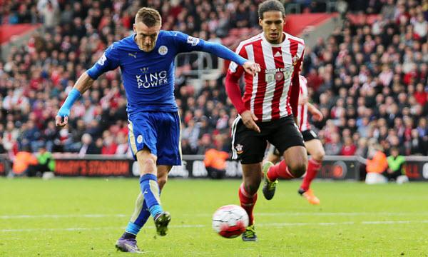 Bóng đá - Leicester City vs Southampton 01h45, ngày 20/04