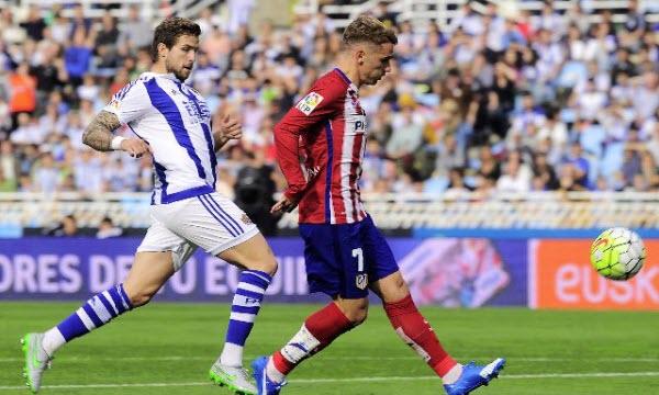 Bóng đá - Real Sociedad vs Atletico Madrid 00h30, ngày 20/04