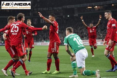 Bóng đá - Werder Bremen vs Bayern Munich 01h45 ngày 25/04