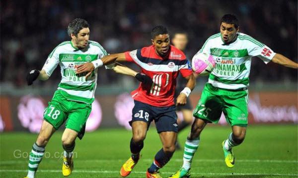 Bóng đá - Saint-Etienne vs Lille OSC 02h00, ngày 20/05