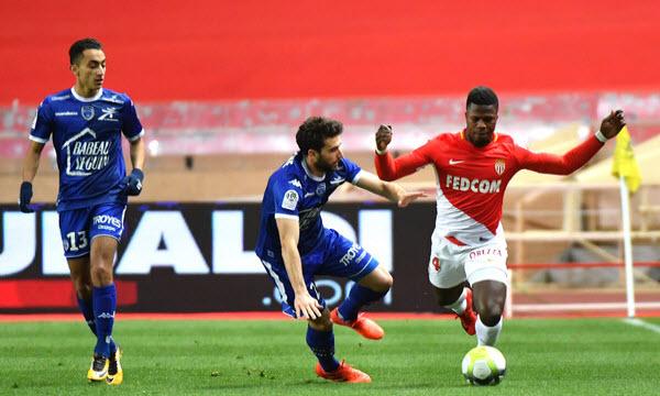 Bóng đá - ES Troyes AC vs Monaco 02h00, ngày 20/05