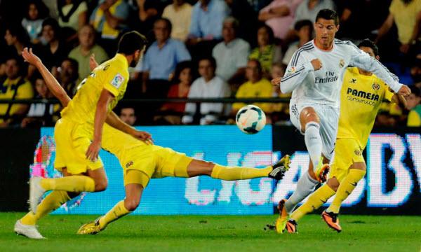 Bóng đá - Villarreal vs Real Madrid 01h45, ngày 20/05