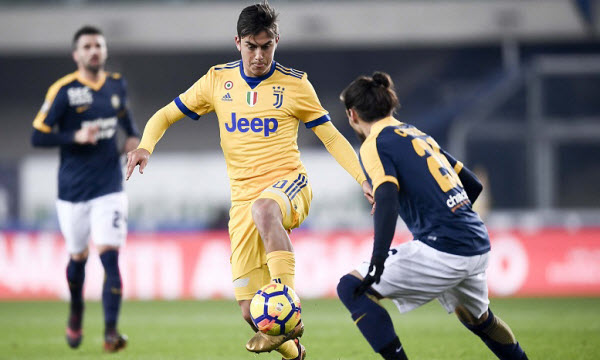 Bóng đá - Juventus vs Hellas Verona 20h00, ngày 19/05