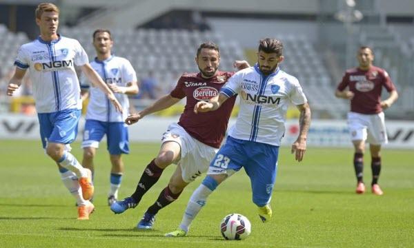 Bóng đá - Empoli vs Torino 20h00 ngày 19/05