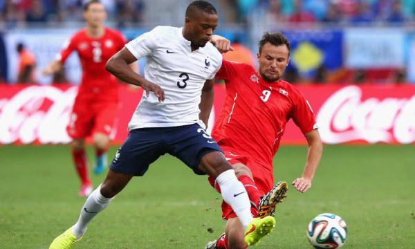 Bóng đá - Pháp vs Thụy Sỹ 02h00, ngày 20/06