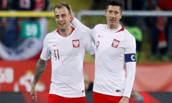 Bóng đá - Ba Lan vs Senegal 22h00, ngày 19/06