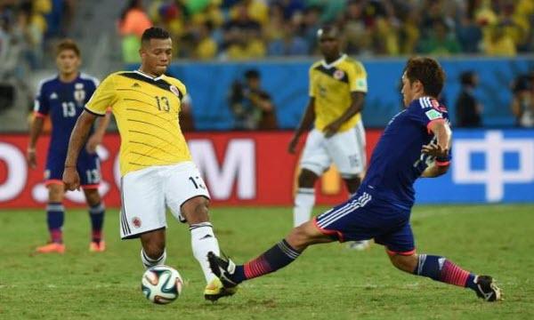Bóng đá - Colombia vs Nhật Bản 19h00, ngày 19/06