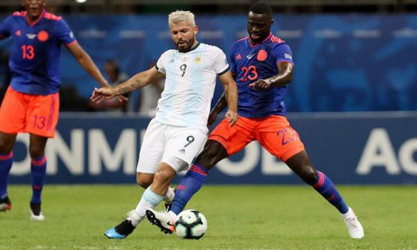 Nhận định dự đoán Argentina vs Paraguay 7h ngày 22/6
