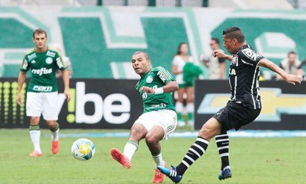Dự đoán nhận định Santos vs Palmeiras 07h30 ngày 10/10