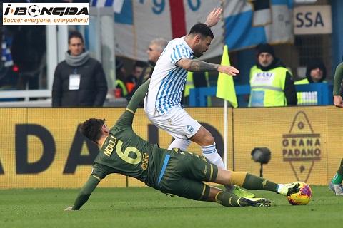 Bóng đá - Brescia vs Spal 21/04/2021 00h00