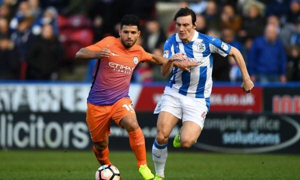 Bóng đá - Huddersfield Town vs Manchester City 20/01/2019 20h30