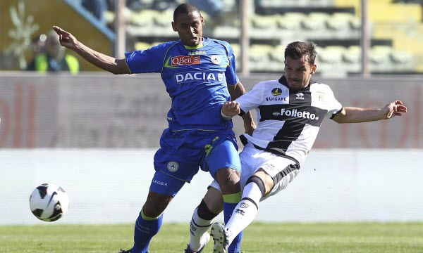 Udinese vs Parma 00h00 ngày 20/01
