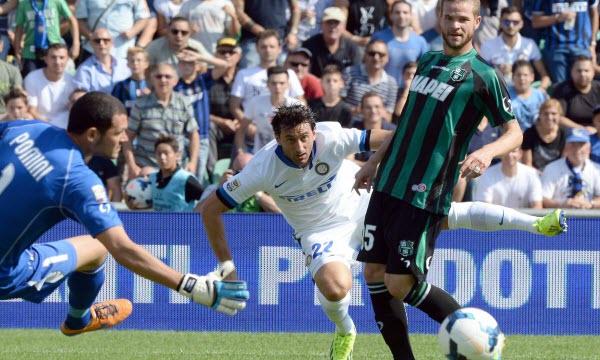 Bóng đá - Inter Milan vs US Sassuolo Calcio 20/01/2019 02h30