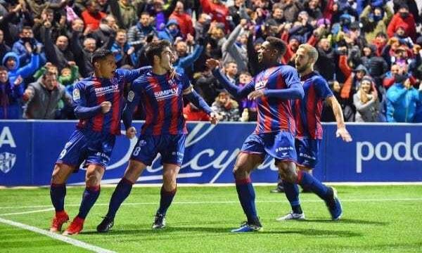 Bóng đá - Eibar vs SD Huesca 23h15, ngày 19/08