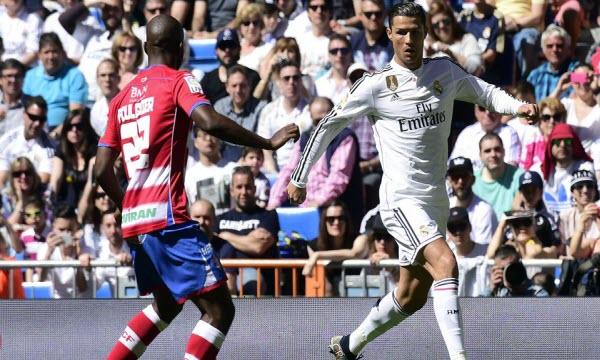 Bóng đá - Real Madrid vs Granada 21h00, ngày 19/09