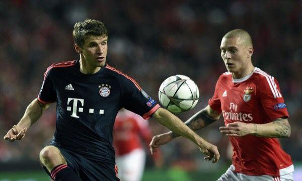 Bóng đá - SL Benfica vs Bayern Munich 02h00, ngày 20/09
