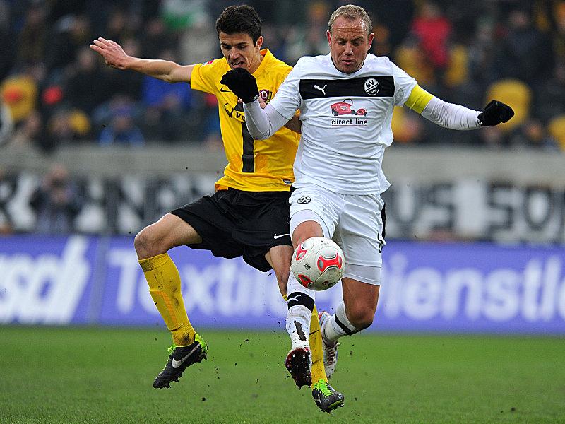 Bóng đá - SV Sandhausen vs Dynamo Dresden: 18h00, ngày 19/10
